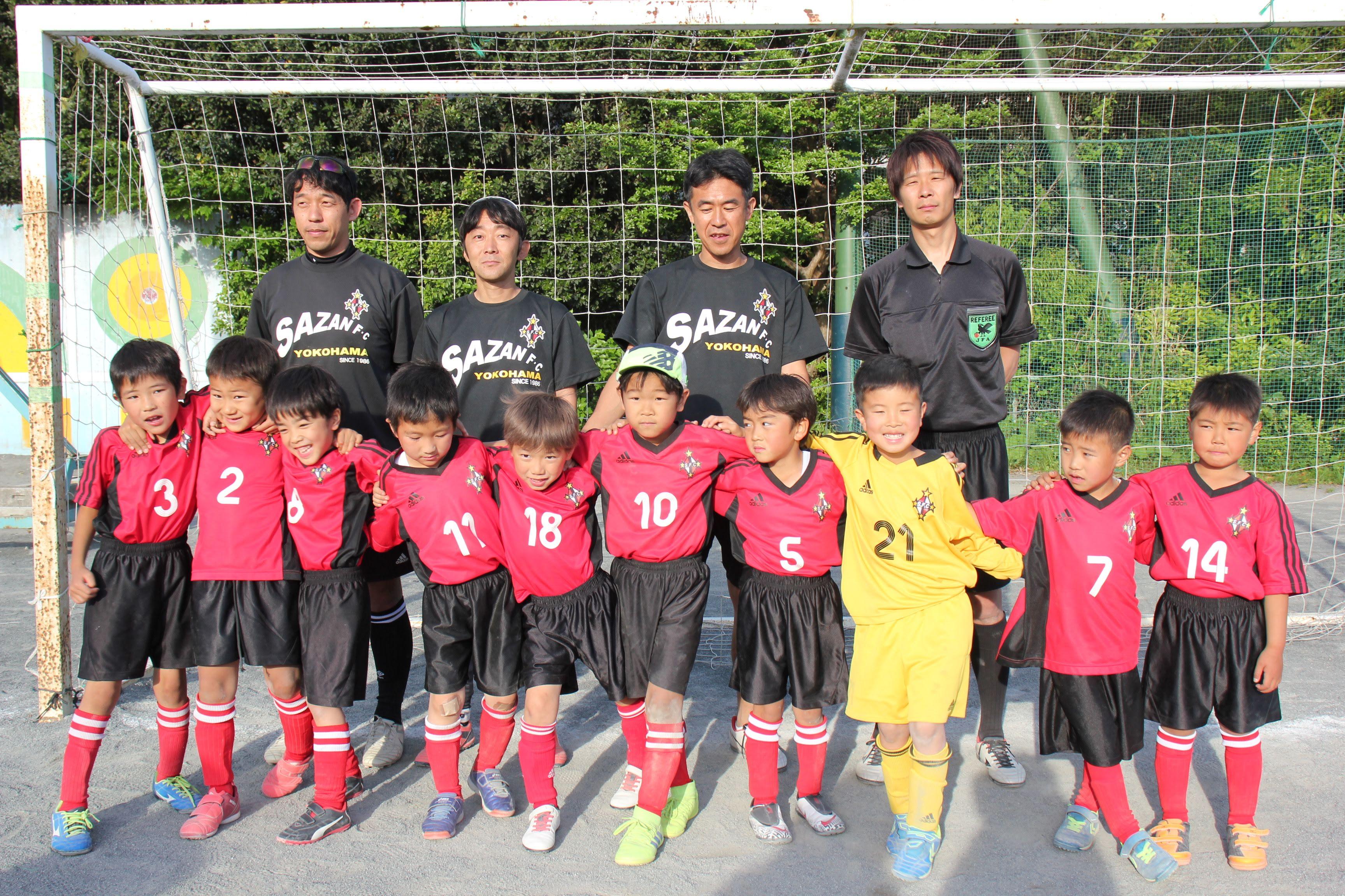 横浜市春季大会U-8の部 公式戦、令和初勝利!!