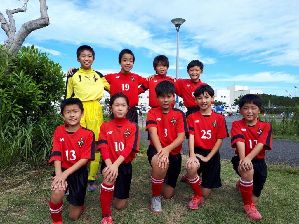 JFA U-12サッカーリーグ2020〈横浜地区〉国チビ