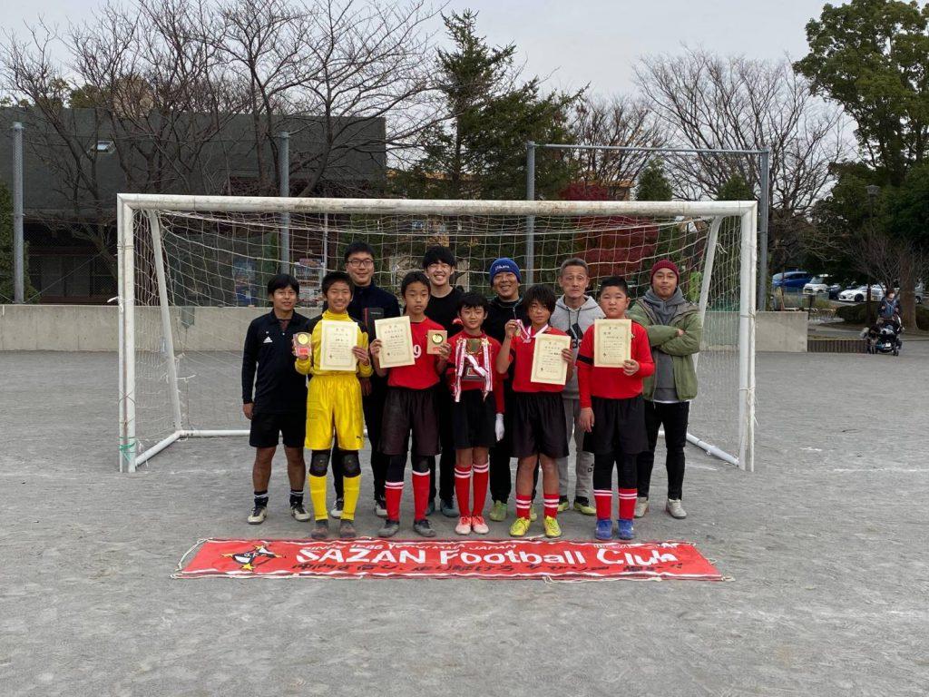 U12サザンカップ 優勝!!