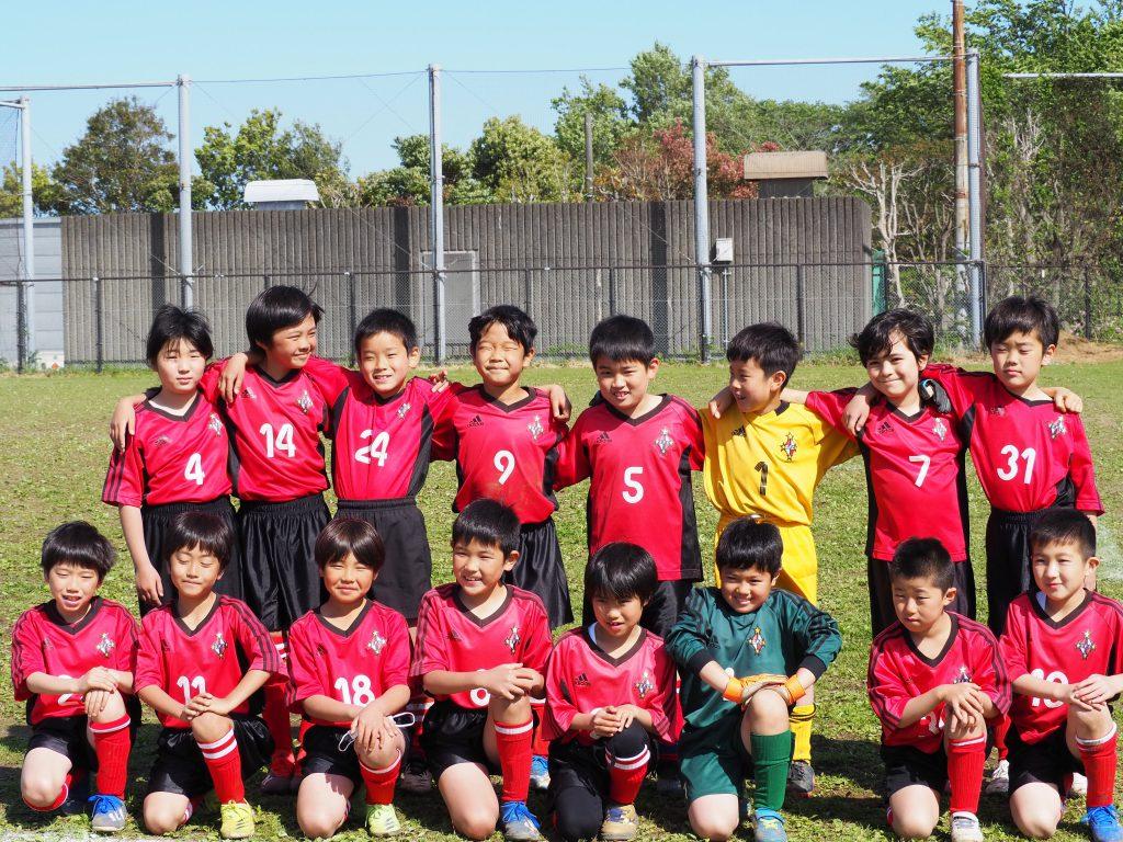 U-10春季大会(2日目)