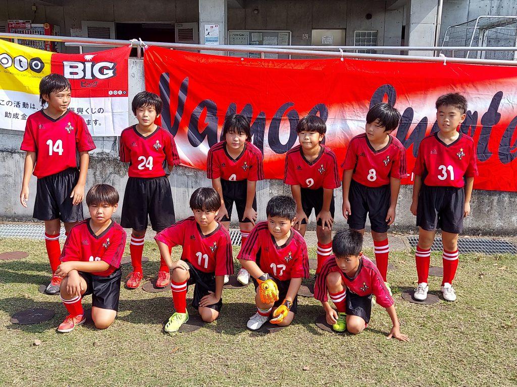 U10 SUERTE CUP 2位トーナメント優勝!!